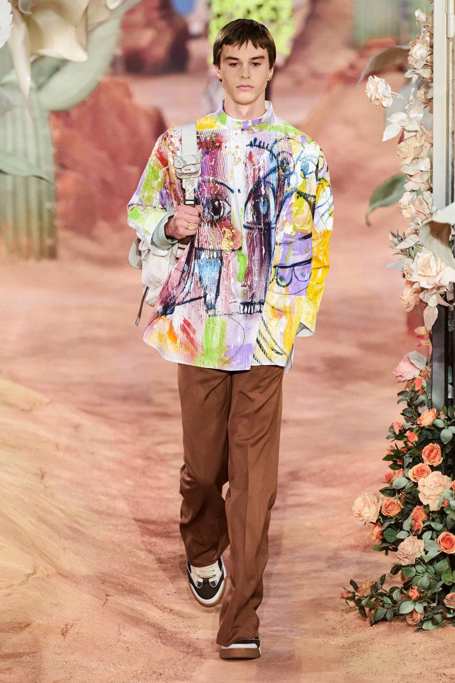 Dior Menswear Xuân Hè 2022: Những anh chàng hip hop lịch lãm - Ảnh 18