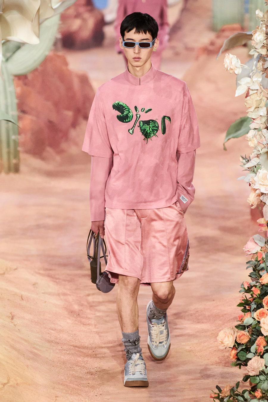 Dior Menswear Xuân Hè 2022: Những anh chàng hip hop lịch lãm - Ảnh 4