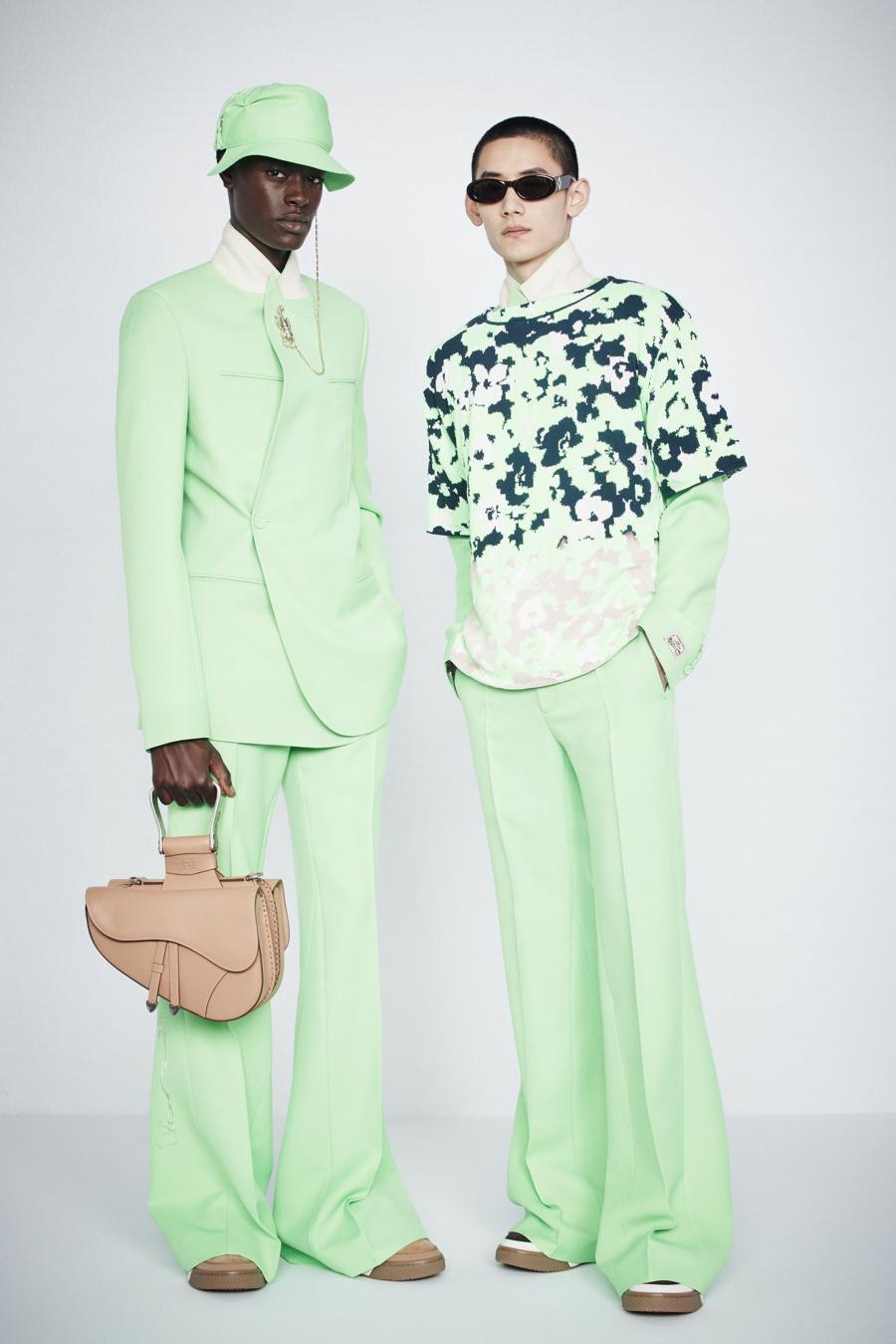 Dior Menswear Xuân Hè 2022: Những anh chàng hip hop lịch lãm - Ảnh 14