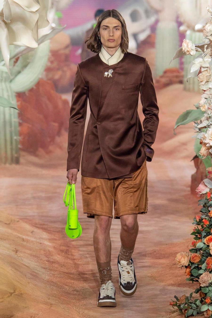 Dior Menswear Xuân Hè 2022: Những anh chàng hip hop lịch lãm - Ảnh 13