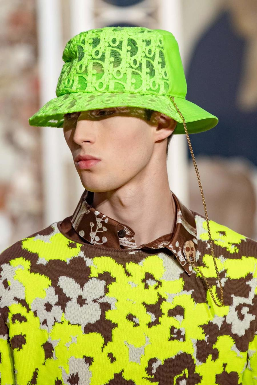 Dior Menswear Xuân Hè 2022: Những anh chàng hip hop lịch lãm - Ảnh 16