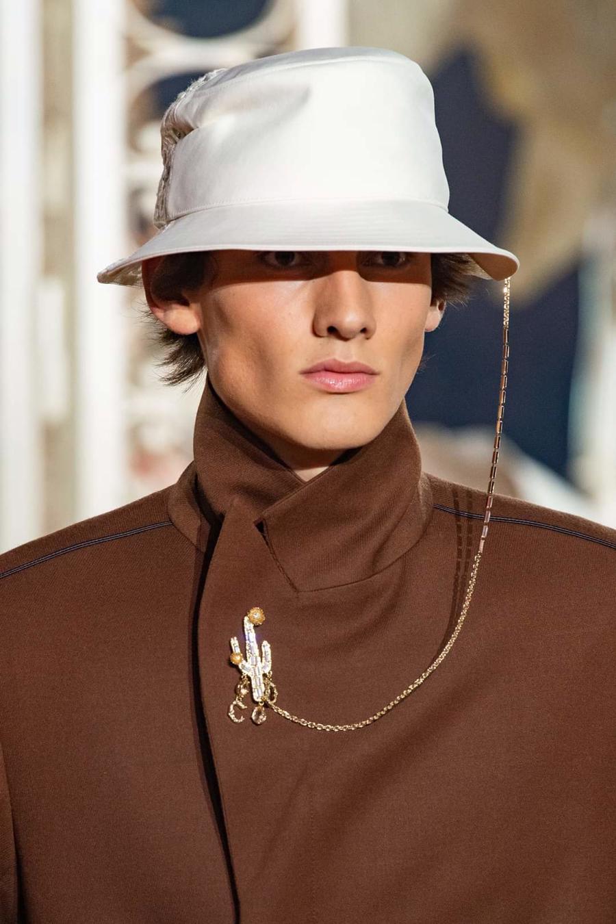 Dior Menswear Xuân Hè 2022: Những anh chàng hip hop lịch lãm - Ảnh 15
