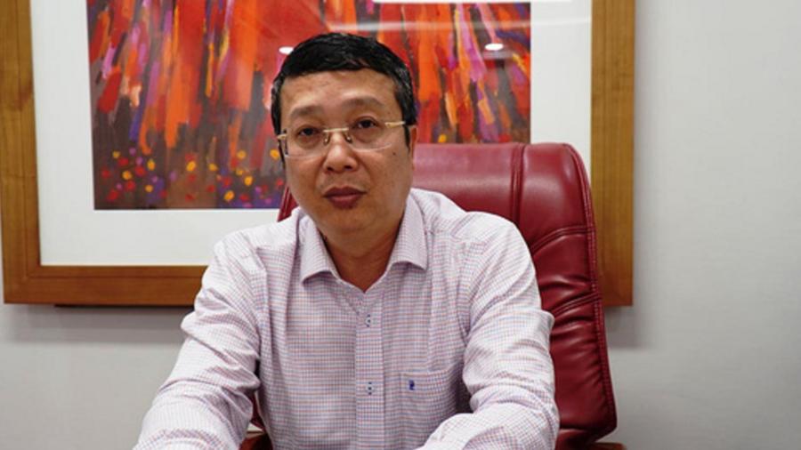 Ông Hoàng Trung,Cục trưởng Cục Bảo vệ thực vật