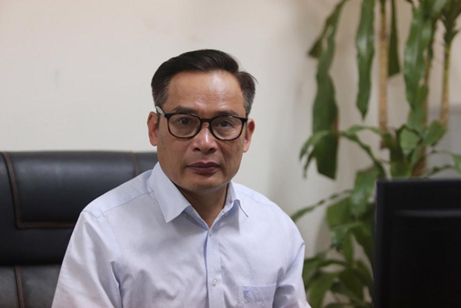 Ông Nguyễn Như Cường,Cục trưởng Cục Trồng trọt