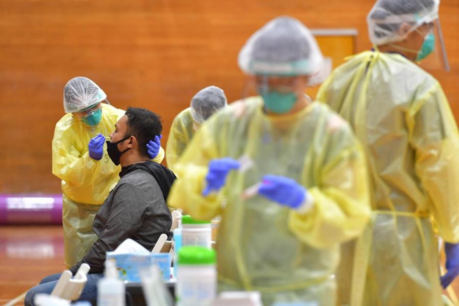 Nếu chọn không tiêm vaccine Covid-19 hoặc không thể tiêm do các điều kiện bệnh lý, người dân Singapore phải xét nghiệm ART hai lần mỗi tuần bắt đầu từ ngày 1/10.