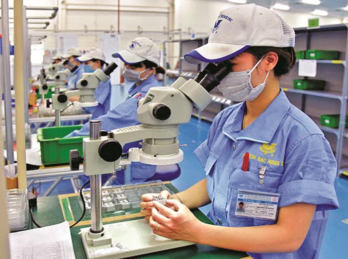 Thị trường lao động, việc làm sẽ phụ thuộc vào các kịch bản chống dịch. Ảnh minh họa.