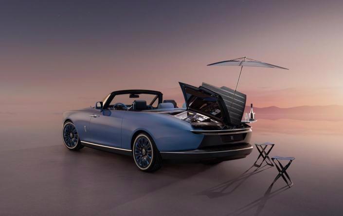Rolls-Royce Boat Tail 2021: Sự thăng hoa hoàn hảo của bespoke - Ảnh 7