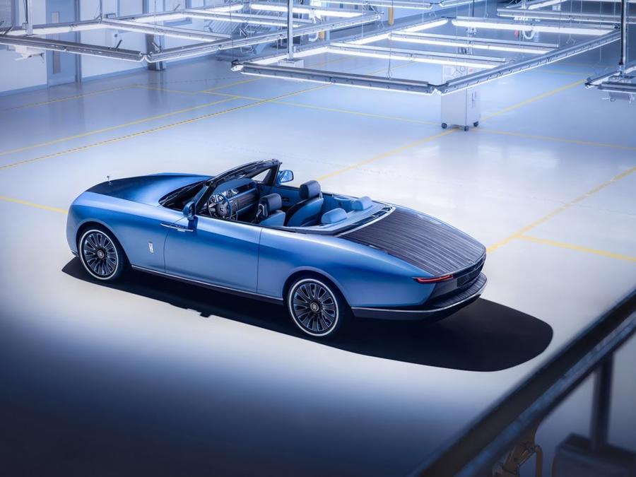 Rolls-Royce Boat Tail 2021: Sự thăng hoa hoàn hảo của bespoke - Ảnh 6