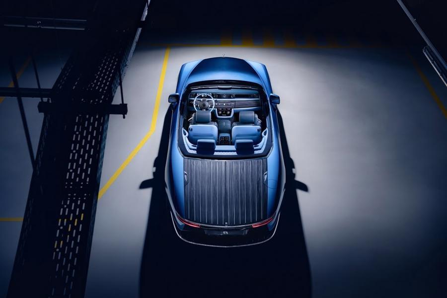 Rolls-Royce Boat Tail 2021: Sự thăng hoa hoàn hảo của bespoke - Ảnh 5