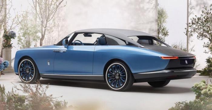 Rolls-Royce Boat Tail 2021: Sự thăng hoa hoàn hảo của bespoke - Ảnh 4