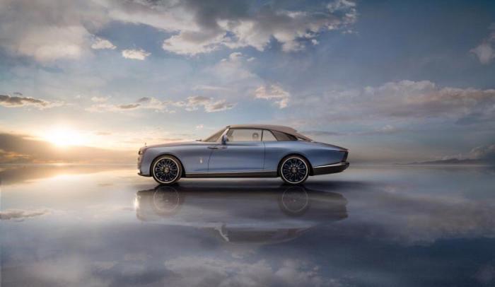 Rolls-Royce Boat Tail 2021: Sự thăng hoa hoàn hảo của bespoke - Ảnh 13