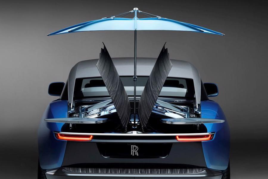 Rolls-Royce Boat Tail 2021: Sự thăng hoa hoàn hảo của bespoke - Ảnh 12