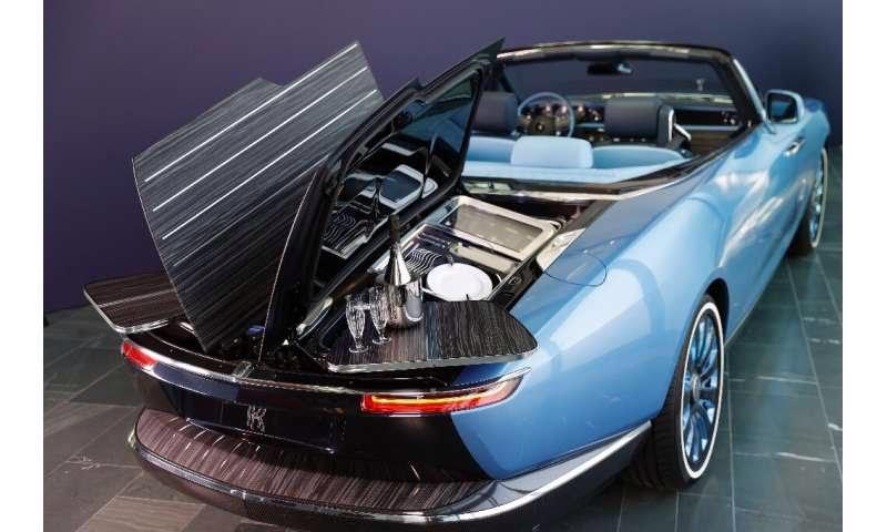 Rolls-Royce Boat Tail 2021: Sự thăng hoa hoàn hảo của bespoke - Ảnh 11