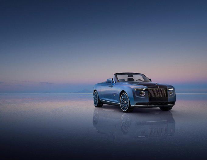 Rolls-Royce Boat Tail 2021: Sự thăng hoa hoàn hảo của bespoke - Ảnh 10