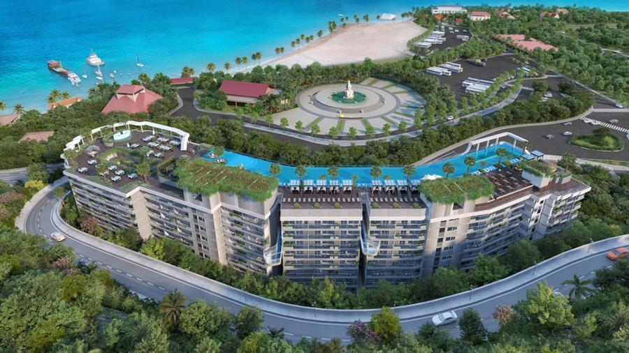 ANCruising - Căn hộ khách sạn mặt biển sở hữu lâu dài duy nhất tại đường Trần Phú - Nha Trang.