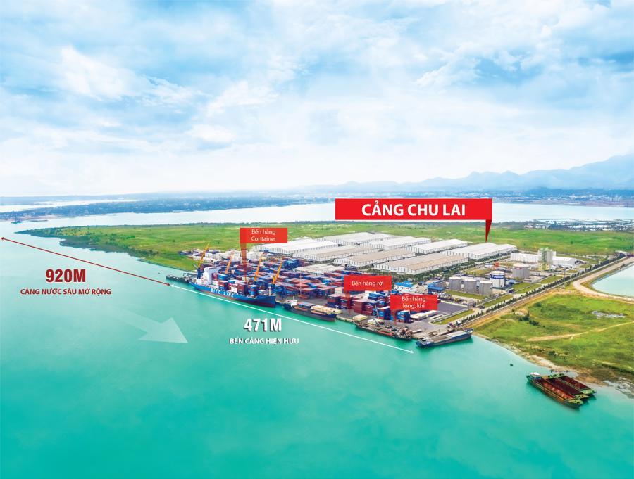THILOGI mở tuyến vận chuyển qua cửa khẩu quốc tế Nam Giang - Đắc Tà Oọc - Ảnh 2