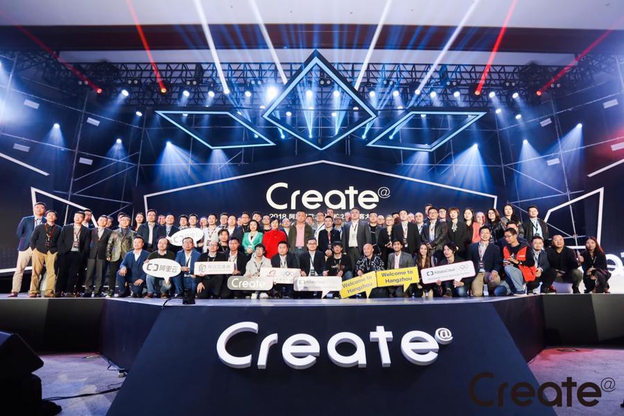 Create@ đã trải qua 7 năm tổ chức với quy mô toàn cầu.