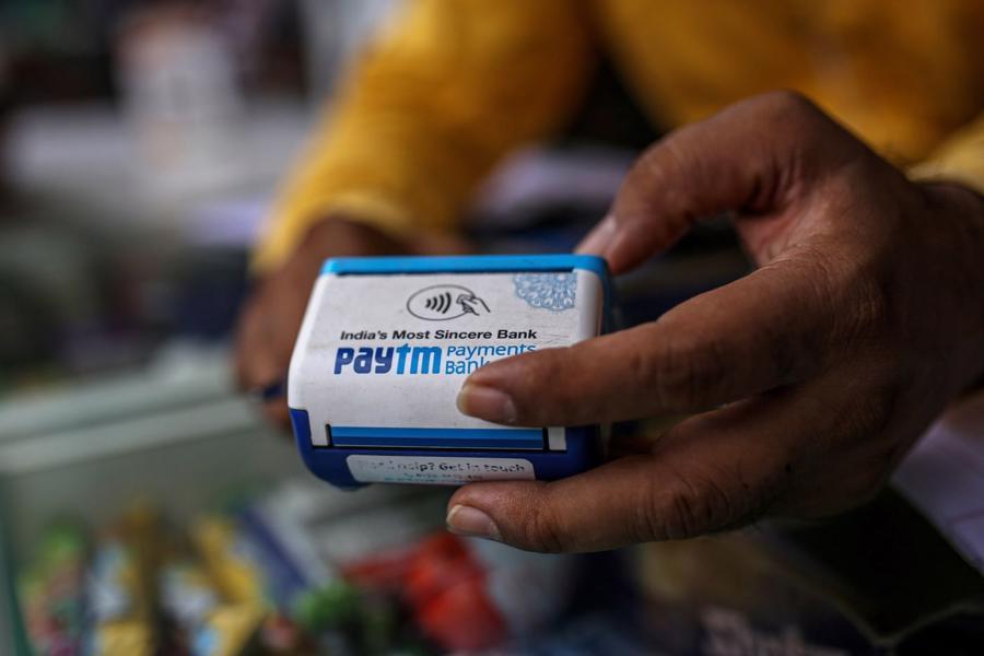 Paytm đặt mục tiêu huy động 2,2 tỷ USD qua IPO - Ảnh: Bloomberg