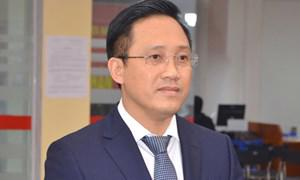Ông Mai Sơn, Cục trưởng Cục Thuế TP. Hà Nội.