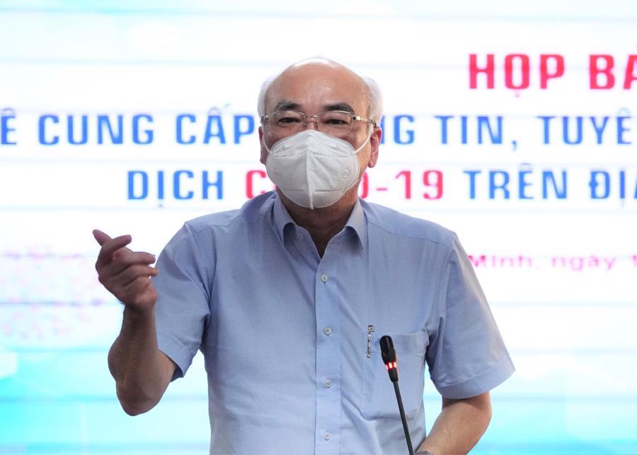 Trưởng Ban Tuyên giáo Thành ủy Phan Nguyễn Như Khuê.