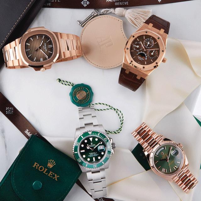 Không chỉ với đồng hồ, các món hàng xa xỉ bậc nhất đều bán chạy giữa đại dịch.