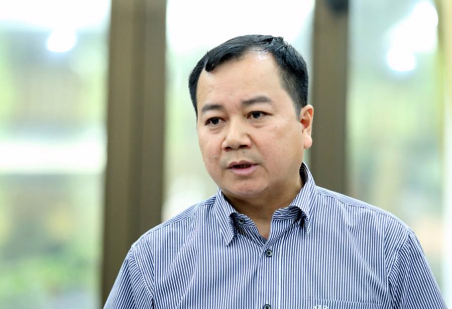 Ông Trần Đình Luân,Tổng cục trưởng Tổng cục Thủy sản