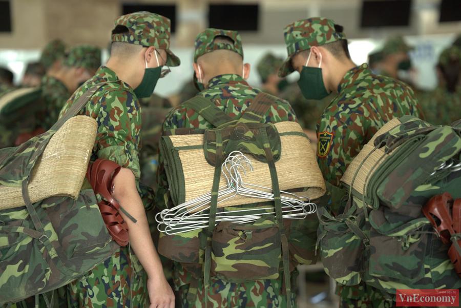 Đoàn quân y hối hả lên đường chi viện miền Nam chống dịch - Ảnh 5