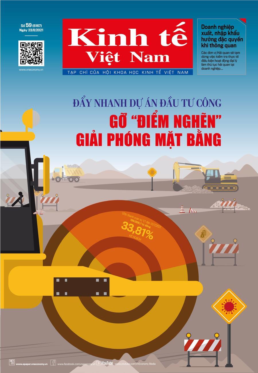 Kinh tế Việt Nam bộ mới số 59