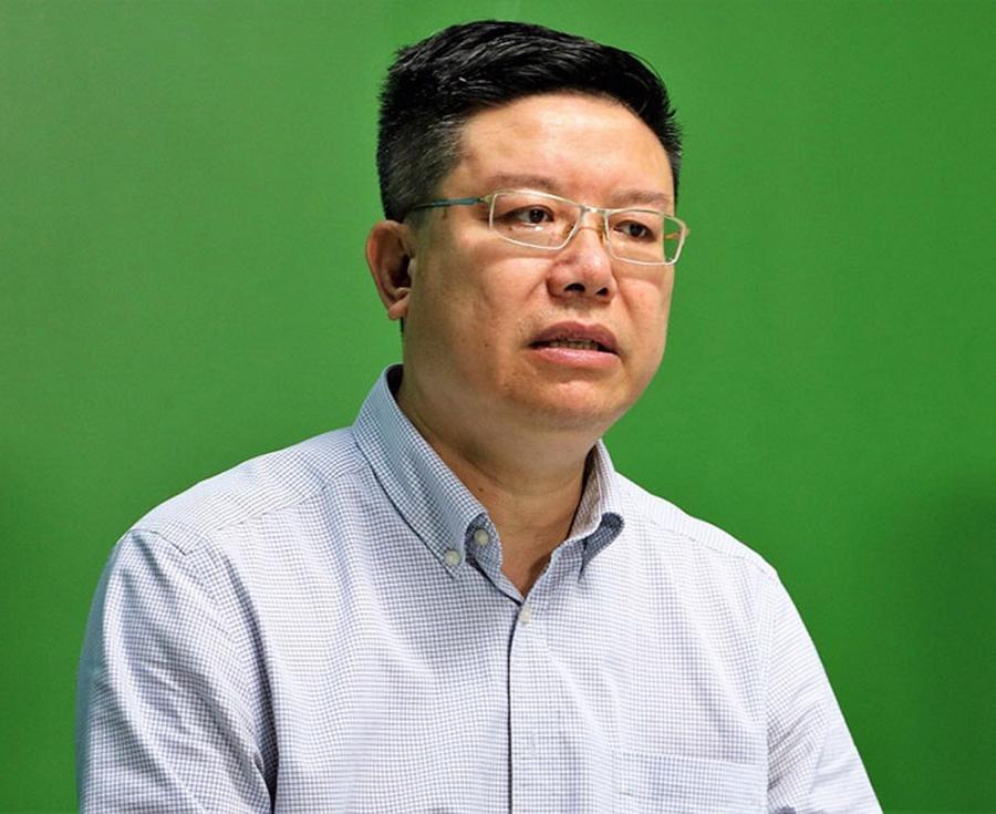 Ông Lê Thanh Hòa - Phó Cục trưởng Cục Chế biến và phát triển thị trường nông sản (Bộ Nông nghiệp và Phát triển nông thôn)