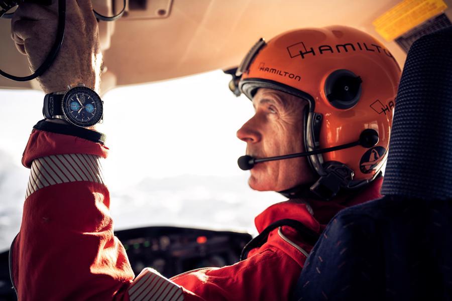 Hamilton ra mắt mẫu đồng hồ hàng không mới - Ảnh 4