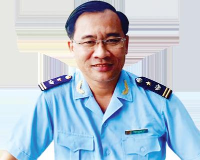 Ông Phan Bình Tuy, Phó trưởng phòng Giám sát quản lý- Cục Hải quan TP.HCM.