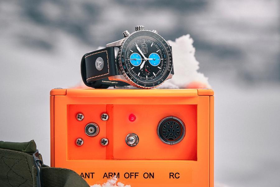 Hamilton ra mắt mẫu đồng hồ hàng không mới - Ảnh 3