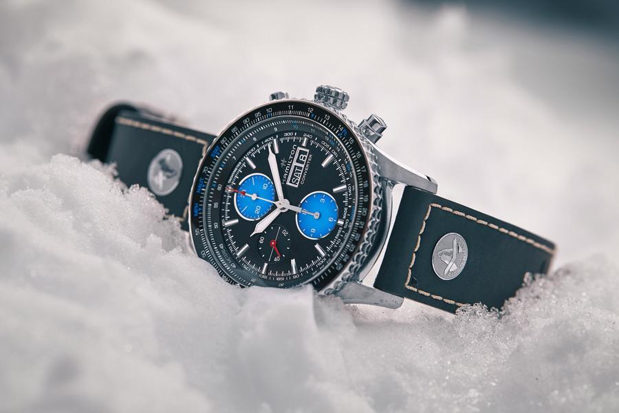 Hamilton ra mắt mẫu đồng hồ hàng không mới - Ảnh 2
