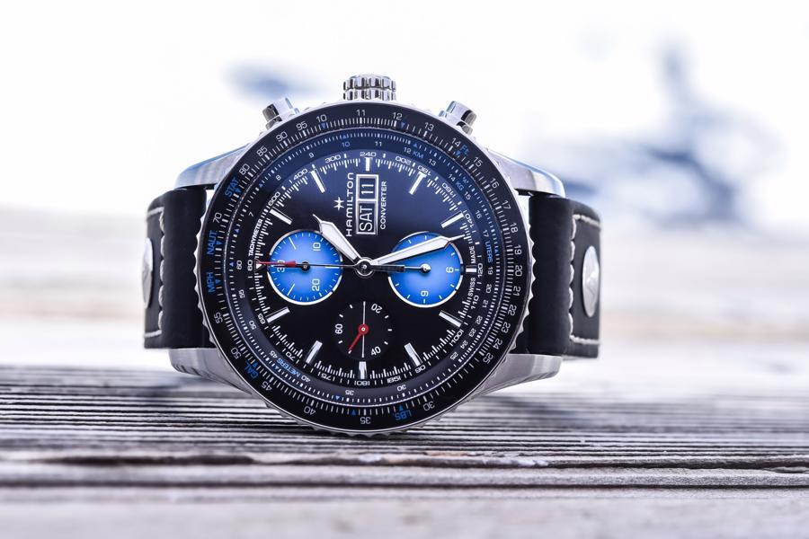 Hamilton ra mắt mẫu đồng hồ hàng không mới - Ảnh 5