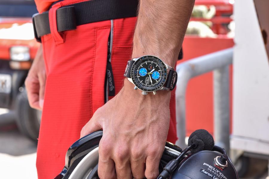 Hamilton ra mắt mẫu đồng hồ hàng không mới - Ảnh 1