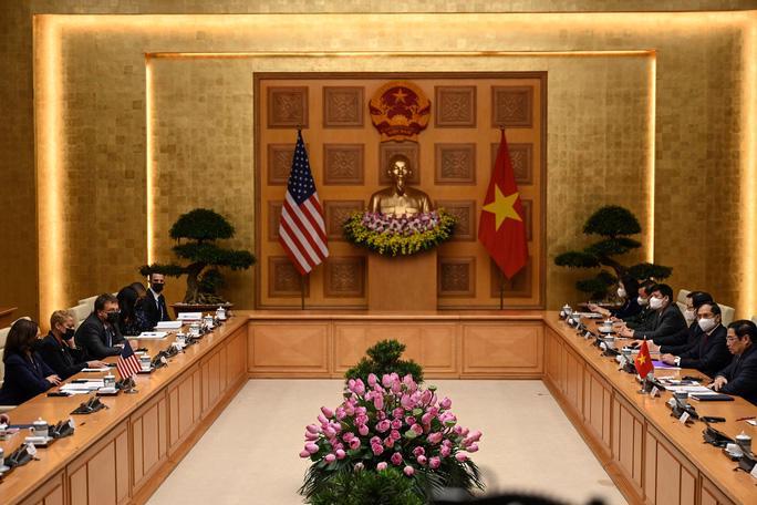 Phó Tổng thống Kamala Harris: Mỹ tặng thêm 1 triệu liều vaccine Pfizer cho Việt Nam - Ảnh 2