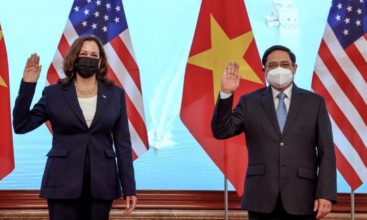 Phó Tổng thống Kamala Harris: Mỹ tặng thêm 1 triệu liều vaccine Pfizer cho Việt Nam - Ảnh 1
