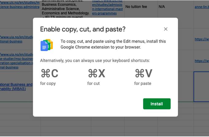 Google sử dụng sản phẩm của họ để đề xuất người dùng chuyển sang Google Chrome - Nguồn: Cốc Cốc.