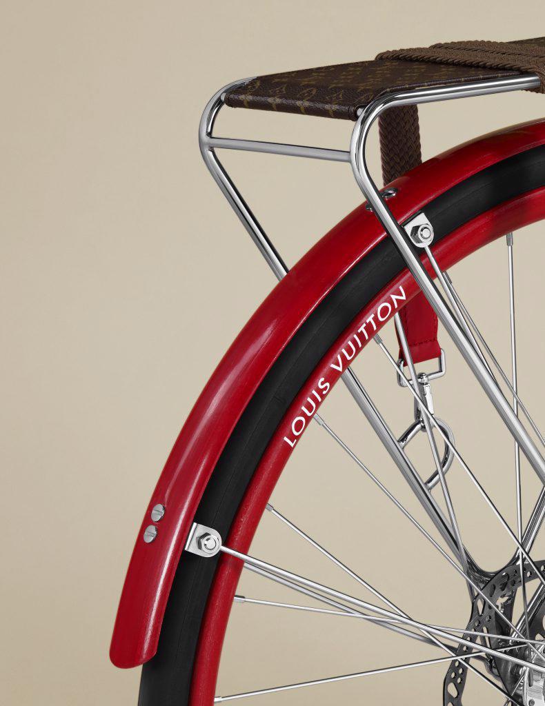 Louis Vuitton ra mắt mẫu xe đạp dạo phố dành cho giới nhà giàu - Ảnh 8