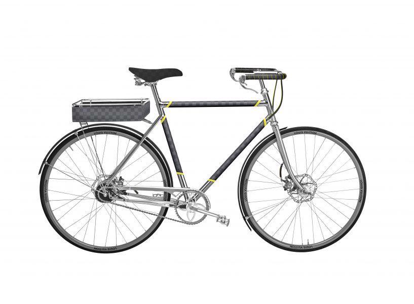 Louis Vuitton ra mắt mẫu xe đạp dạo phố dành cho giới nhà giàu - Ảnh 3