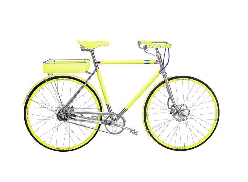 Louis Vuitton ra mắt mẫu xe đạp dạo phố dành cho giới nhà giàu - Ảnh 4