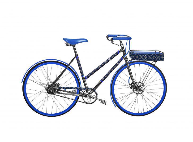 Louis Vuitton ra mắt mẫu xe đạp dạo phố dành cho giới nhà giàu - Ảnh 5