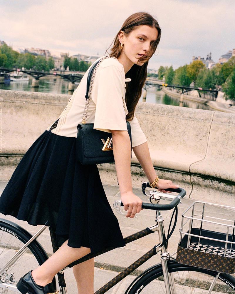 Louis Vuitton ra mắt mẫu xe đạp dạo phố dành cho giới nhà giàu - Ảnh 2