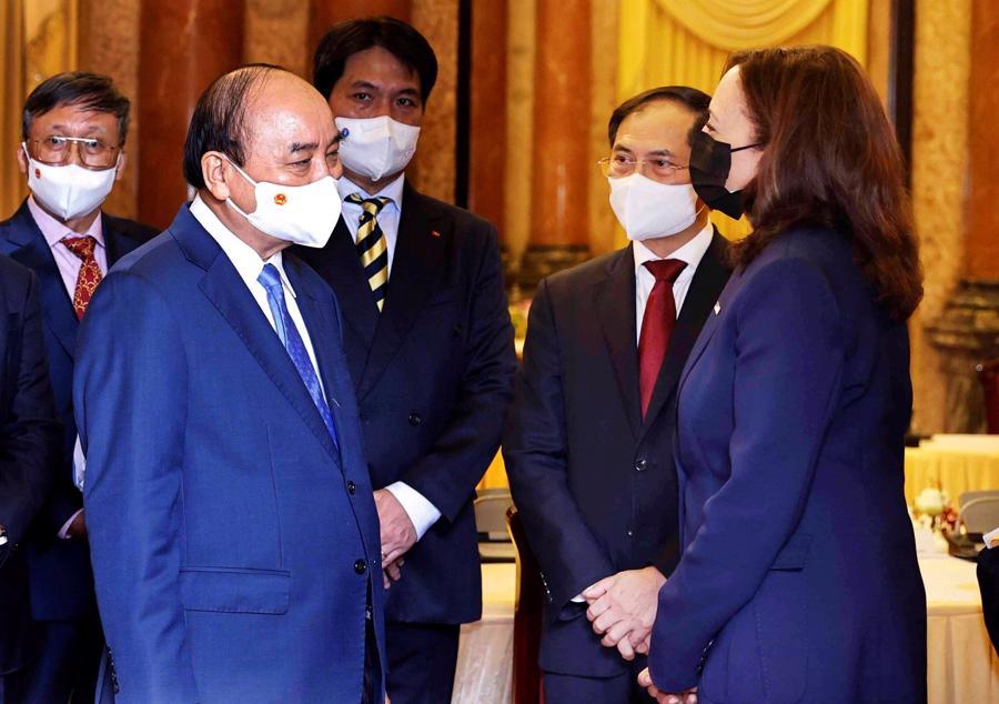 """Nhà Trắng: """"Chuyến công du của Phó Tổng thống thể hiện cam kết sâu sắc của Mỹ với Việt Nam"""" - Ảnh 2"""
