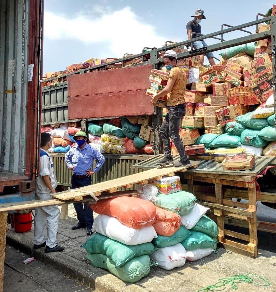 Nông sản Sơn La hỗ trợ TP.HCM