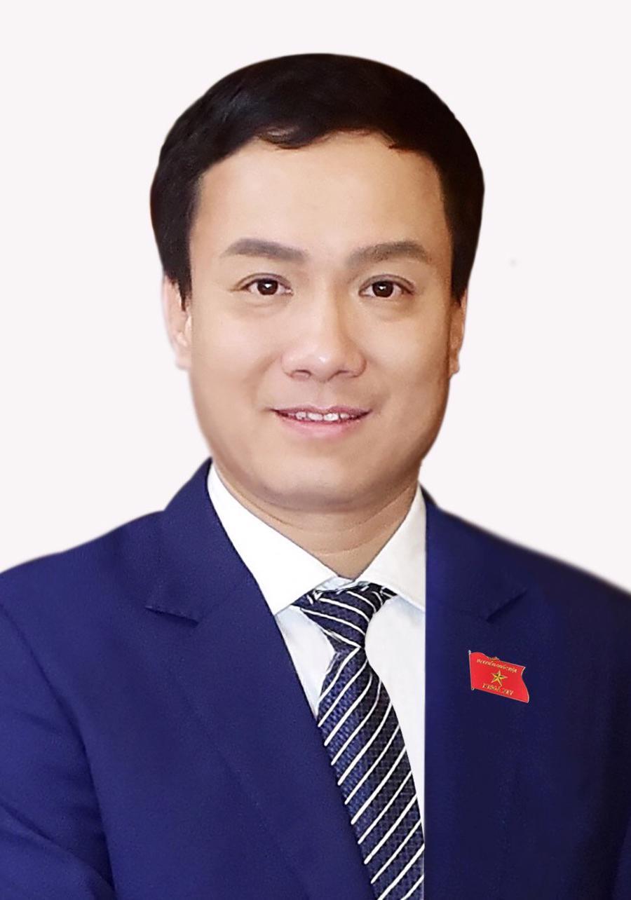 Chủ tịch UBND tỉnh Hải Dương Triệu Thế Hùng