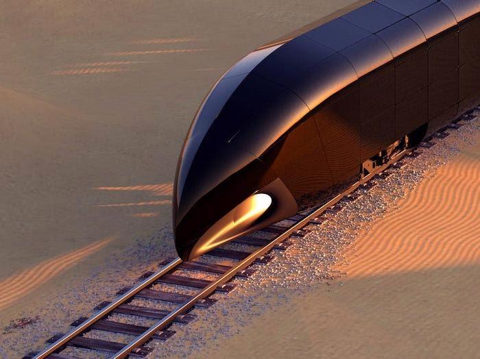 G Train - mẫu tàu hỏa tư nhân xa xỉ đầu tiên trên thế giới - Ảnh 1