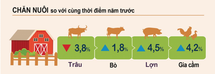Nông nghiệp vượt khó để duy trì sản lượng - Ảnh 2