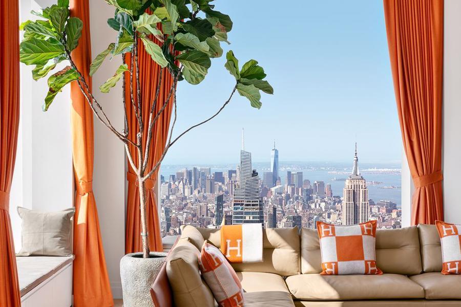 Có gì bên trong căn hộ đắt nhất New York? - Ảnh 1
