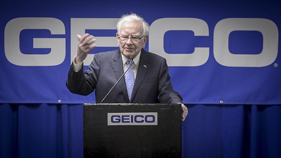 Mối nhân duyên giữa Warren Buffett và công ty bảo hiểm Geico bắt đầu từ hành động táo bạo của ông 70 năm trước - Ảnh: AP.